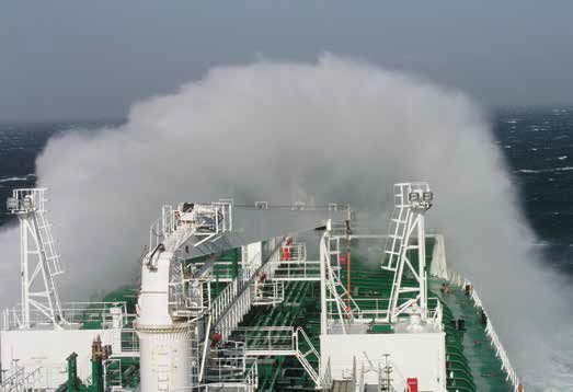 BP tanker British Esteem