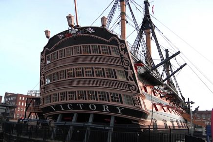 HMS Victory - Analyze This