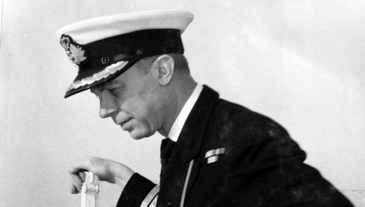 Captain Peter Kimm