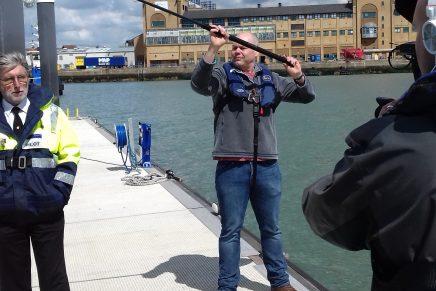 Maritime Film UK in action