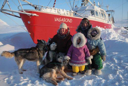 Vagabond's crew