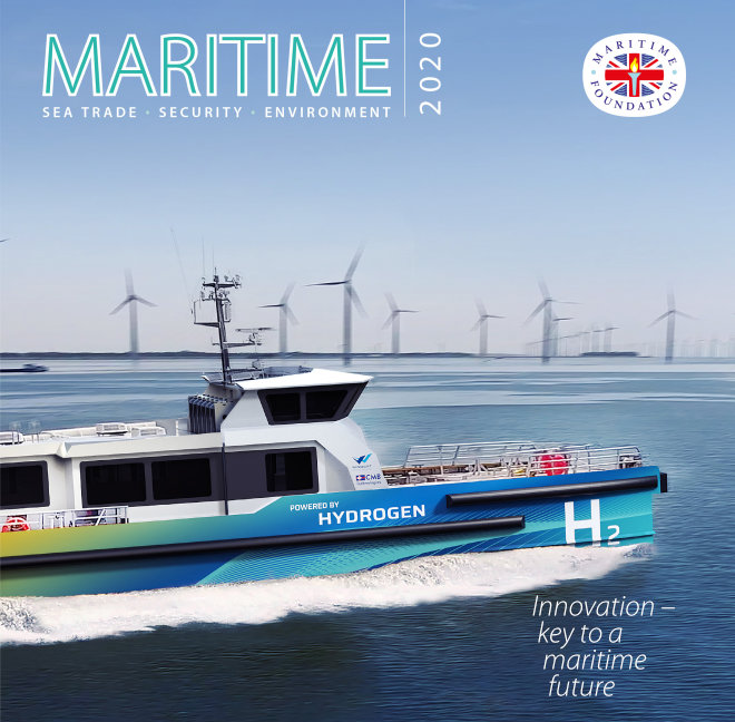 Maritime2020 Cover